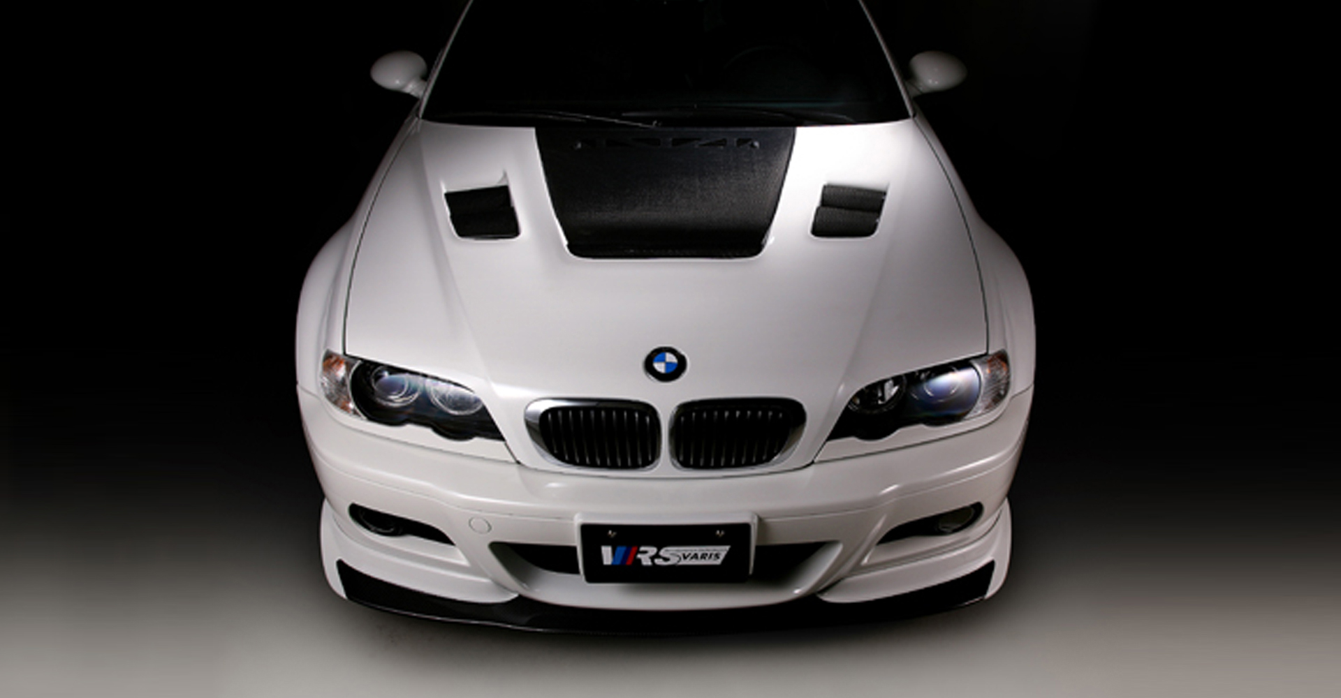 Vrs Bmw E46 M3 Street Version Cooling Bonnet