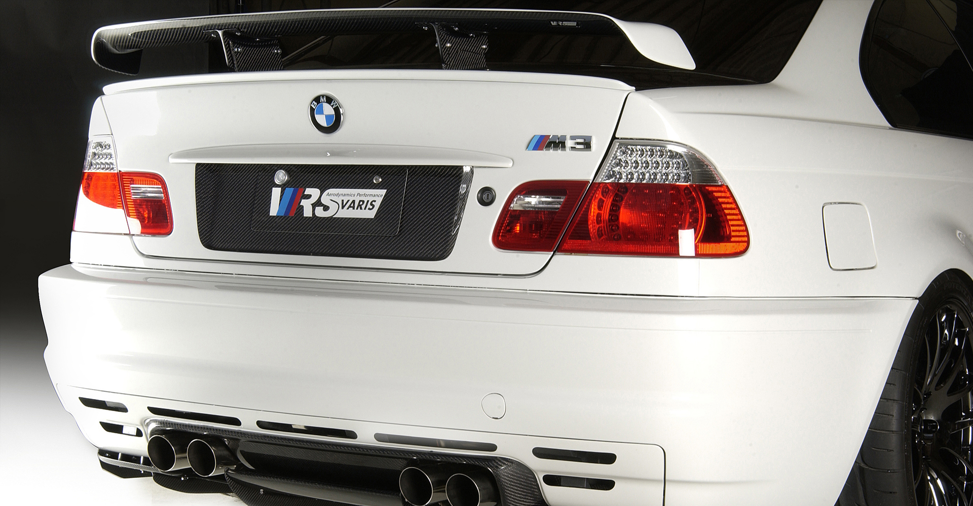 Vrs Bmw E46 M3 Street Version Light Weight Trunk Hood