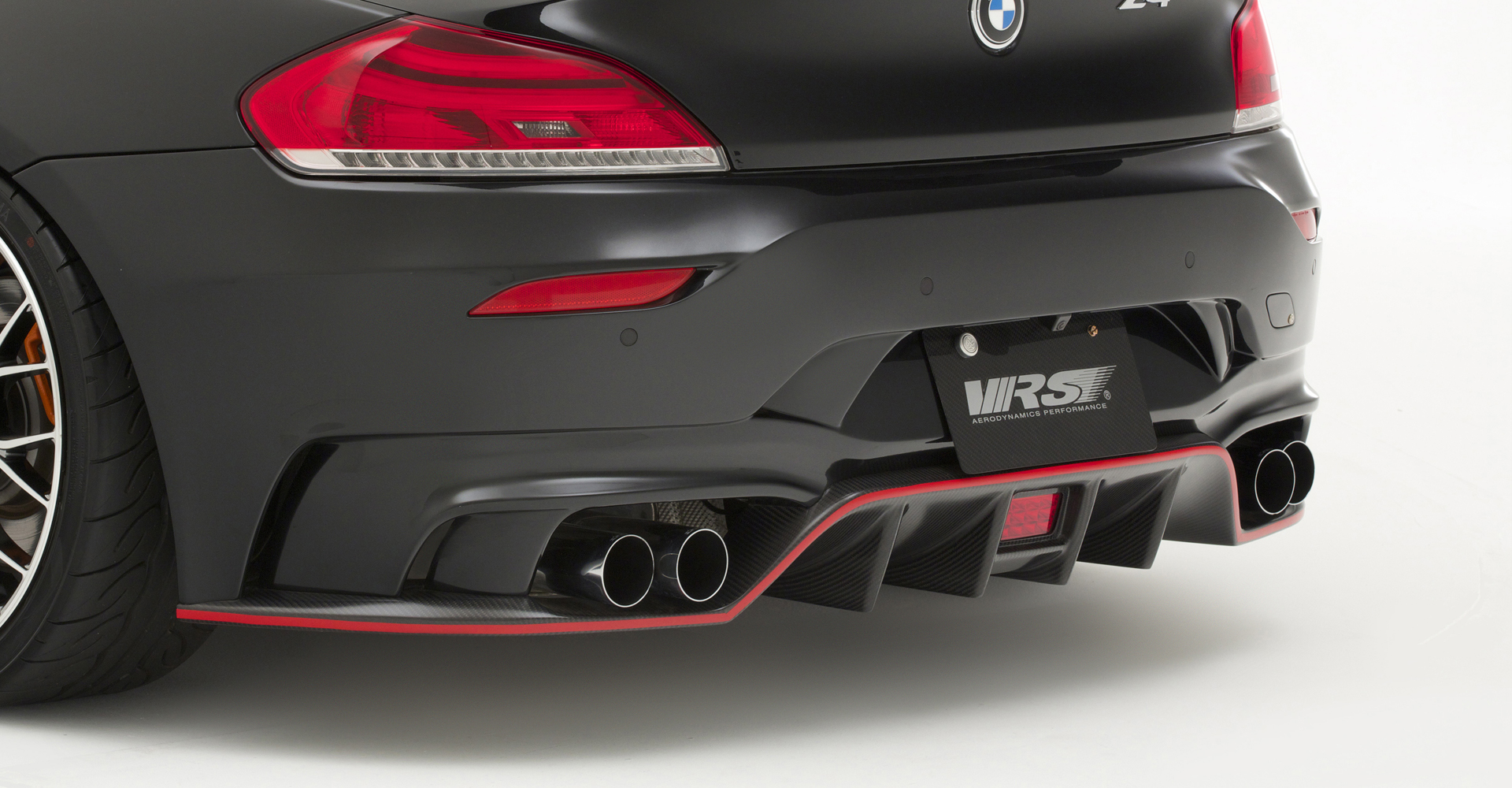 Vrs Bmw E85 86 Z4m Rear Bumper