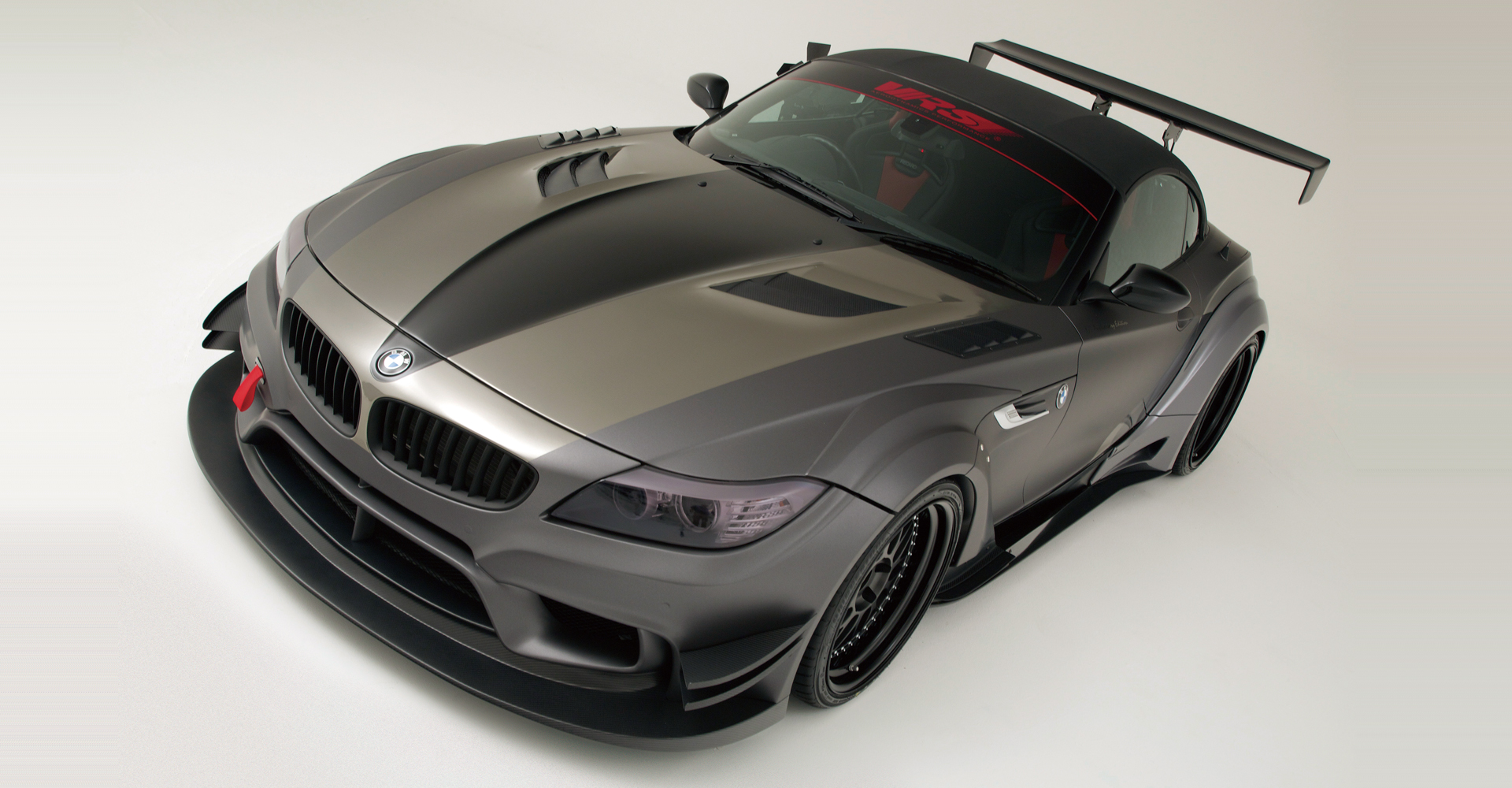 Vrs Bmw E85 86 Z4m Wide Body Kit(under Parts Carbon)
